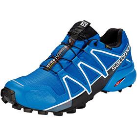 Salomon Speedcross 4 GTX - Zapatillas running Hombre - azul